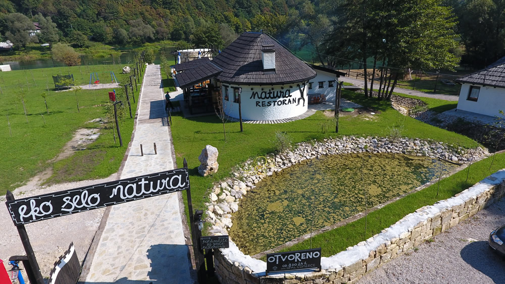 Hotel Bihać - Tourist resort Natura Art