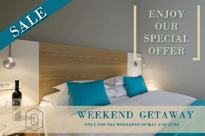 Take advantage of a special offer and spend a weekend in city on the river Una!