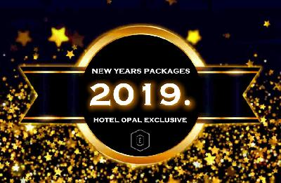 New Year at the Opal Exclusive Hotel!