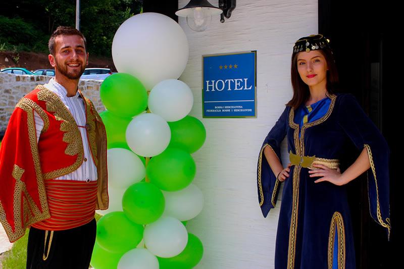 Svečano otvoren hotel Opal Art!