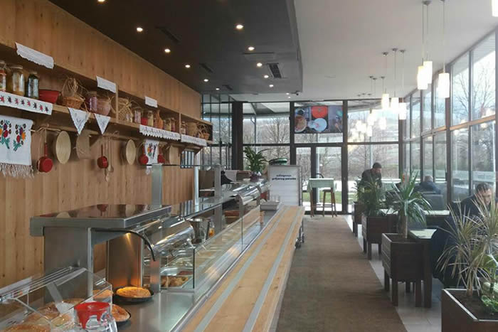 Otvorenje Express restorana- Kongresni centar Opal Pritoka!