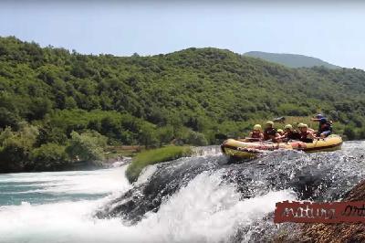Osvježite se i aktivirajte duh i tijelo uz rijeku Unu!